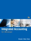 Image for Integrated accounting