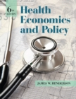 Image for Health Economics and Policy