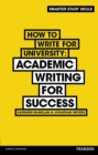 Image for How to write for university