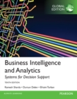 Image for Business intelligence and analytics  : systems for decision support