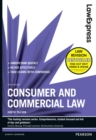 Image for Consumer and commercial law