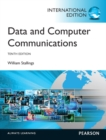 Image for Data and Computer Communications,International Edition