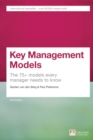 Image for Key management models  : the 75+ models every manager needs to know