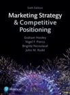 Image for Marketing strategy & competitive positioning
