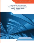 Image for Supply chain management  : from vision to implementation