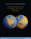 Image for The Western Heritage: Pearson New International Edition : Since 1300