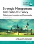 Image for Strategic Management and Business Policy with MyManagementLab, Global Edition