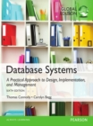 Image for Database systems: a practical approach to design, implementation and management