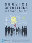 Image for Service operations management