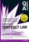Image for Law Express Question and Answer: Contract Law (Q&A revision guide)
