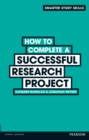 Image for How to complete a successful research project