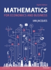Image for Mathematics for economics and business