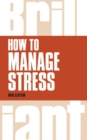Image for How to Manage Stress