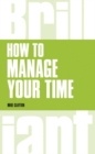 Image for How to manage your time