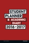 Image for Student Planner and Academic Diary 2015-2016