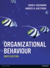Image for Organizational behaviour