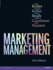 Image for Marketing management