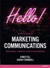 Image for Marketing communications: discovery, creation and conversations.
