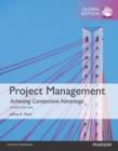 Image for Project management  : achieving competitive advantage