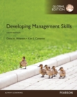 Image for Developing management skills