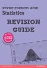 Image for Revise Edexcel GCSE statistics revision guide