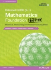Image for Edexcel GCSE (9-1) Mathematics: Foundation Booster Practice, Reasoning and Problem-solving Book