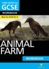 Image for Animal Farm: York Notes for GCSE (9-1) Workbook
