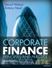 Image for Corporate finance: principles and practice