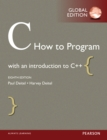 Image for C: how to program