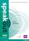 Image for SpeakoutStarter workbook without key