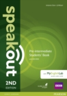 Image for Speakout Pre-Intermediate 2nd Edition Students' Book with DVD-ROM and MyEnglishLab Access Code Pack