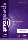 Image for Speakout Upper Intermediate 2nd Edition Students' Book with DVD-ROM and MyEnglishLab Access Code Pack