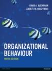 Image for Organizational behaviour.