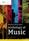 Image for Edexcel AS/A level anthology of music