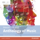 Image for Edexcel GCSE (9-1) Anthology of Music CD