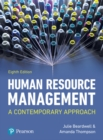 Image for Human resource management  : a contemporary approach