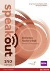 Image for Speakout Elementary 2nd Edition Teacher's Guide with Resource & Assessment Disc Pack