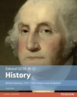 Image for British America, 1713-1783  : empire and revolution: Student book