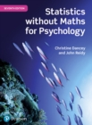 Image for Statistics without maths for psychology