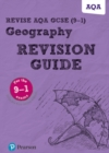 Image for Geography: Revision guide