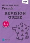 Image for Revise AQA GCSE (9-1) French Revision Guide : includes online edition