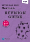 Image for German: Revision guide