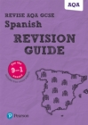 Image for Spanish: Revision guide