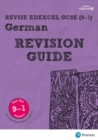Image for Revise Edexcel GCSE (9-1) German: Revision guide
