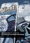 Image for Stimmt! Edexcel GCSE German grammar and translation workbook