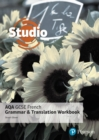 Image for Studio AQA GCSE French Grammar and Translation Workbook