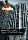Image for Studio Edexcel GCSE French Grammar and Translation Workbook