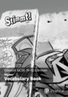 Image for Stimmt! Edexcel GCSE German Higher Vocab Book (pack of 8)