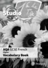 Image for Studio AQA GCSE French Higher Vocab Book (pack of 8)