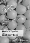 Image for Viva! AQA GCSE Spanish Higher Vocab Book (pack of 8)
